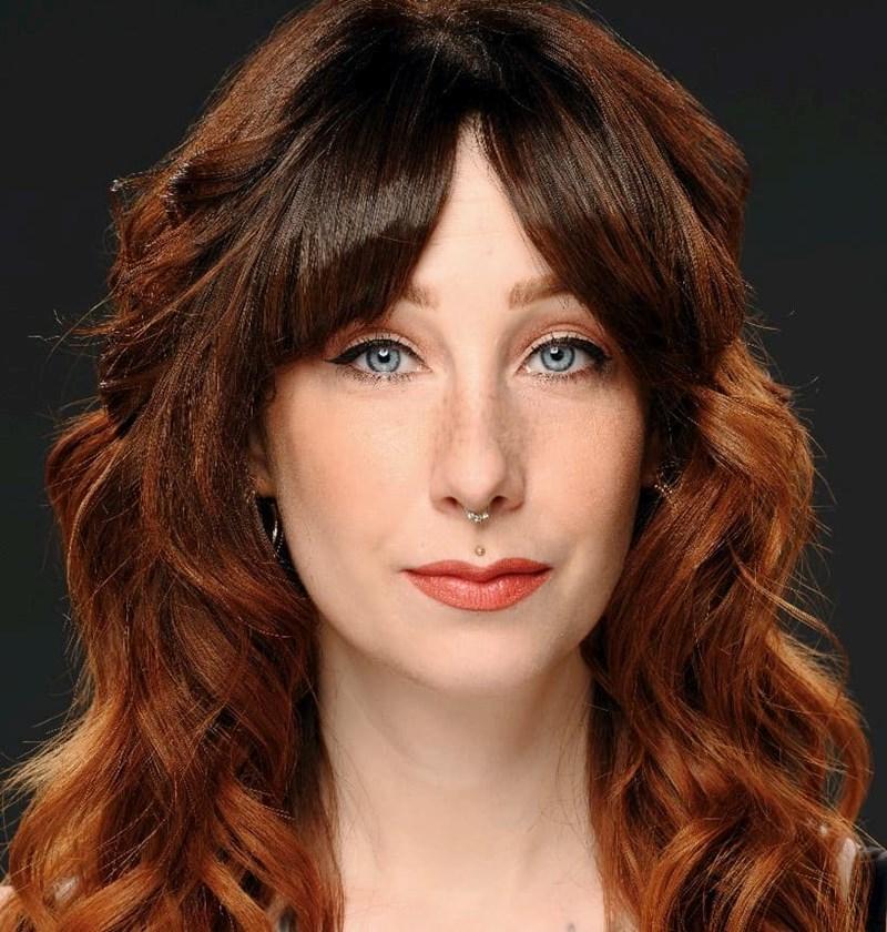 Jasmin Berger Make-Up Artist Dozentin