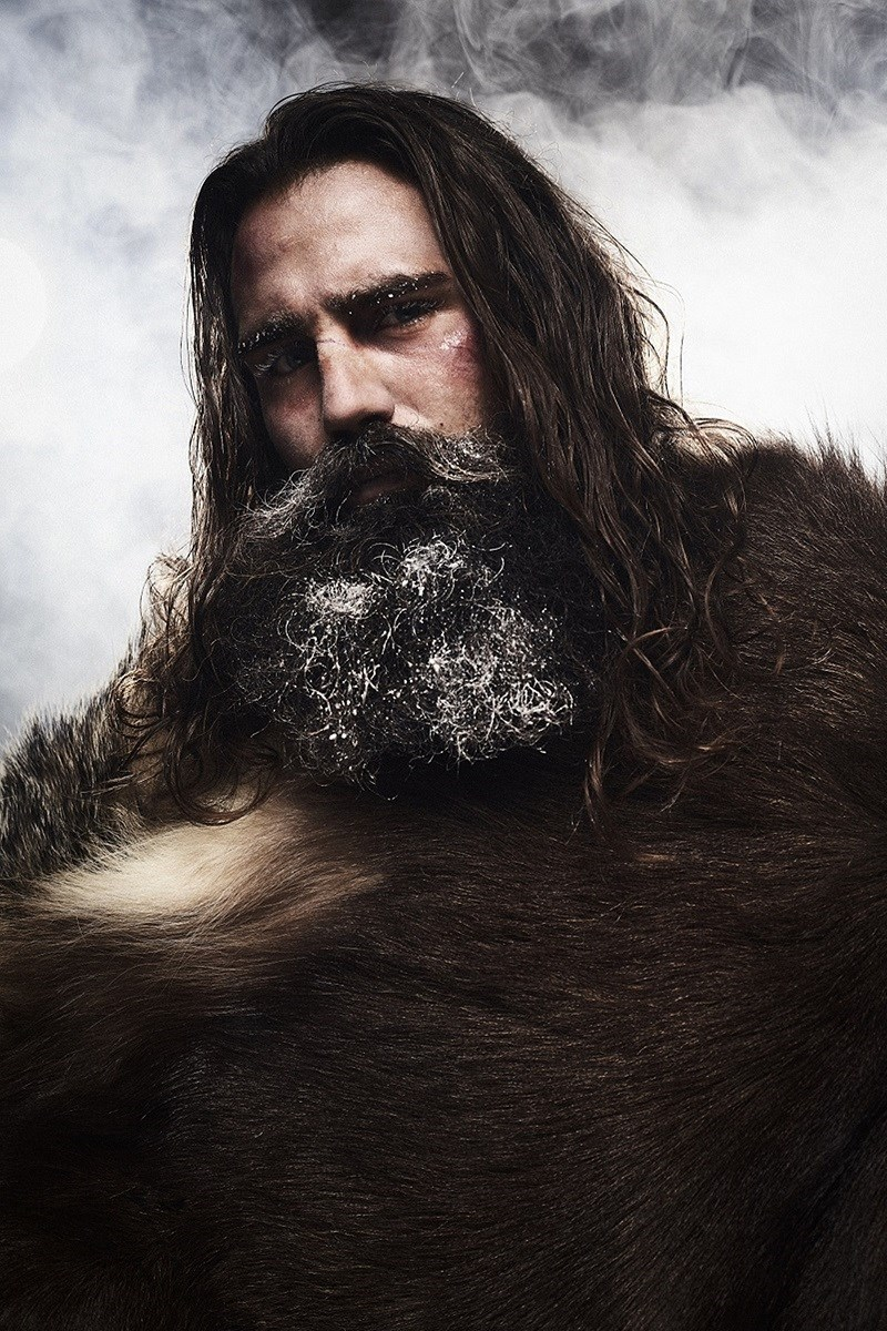 The Revenant SFX Make Up