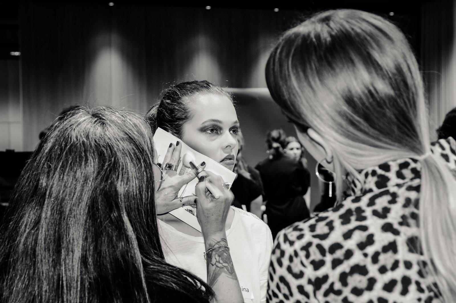 Masterclass Nettart by KETS Make-Up Trends FW18