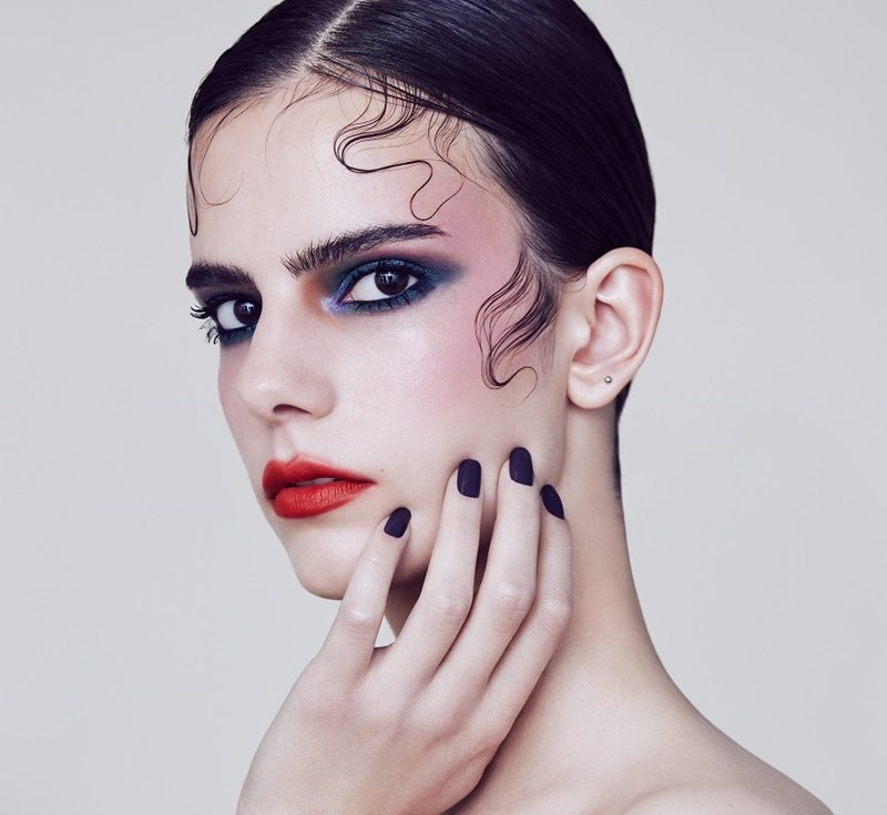 Darya Kholodnykh - Moscow Make Up Trends for KETS Academy