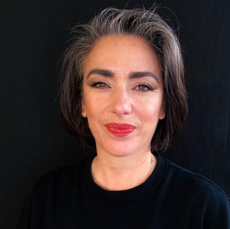 Constanza Martinez Make Up Artist Dozentin