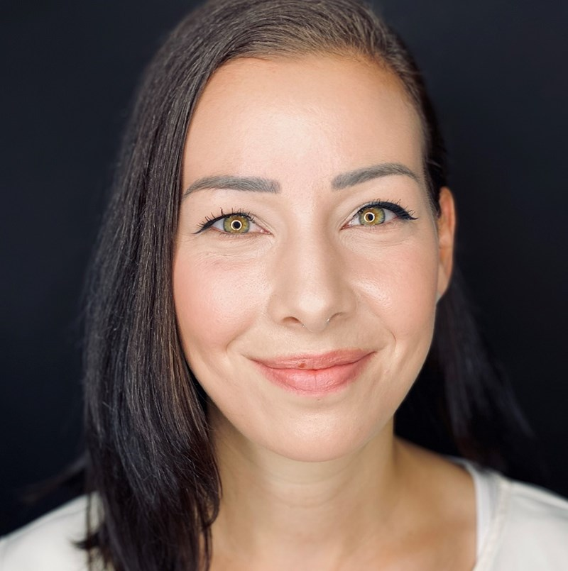 Sarah Gmür Make Up Artist Dozentin